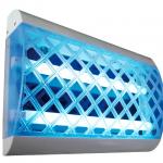 trappola a ultravioletto per disinfestazione mosche