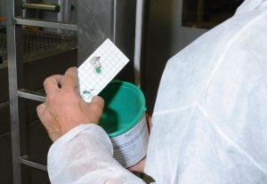 monitoraggio degli infestanti delle derrate alimentari