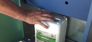 Repellente per sistema automatico anti zanzare